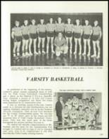 1965 Central High School Yearbook Page 142 & 143