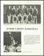 1965 Central High School Yearbook Page 144 & 145