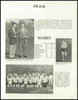 1965 Central High School Yearbook Page 154 & 155