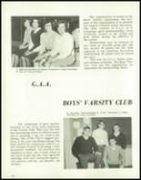 1965 Central High School Yearbook Page 166 & 167