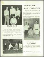 1965 Central High School Yearbook Page 170 & 171