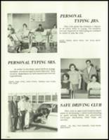 1965 Central High School Yearbook Page 172 & 173