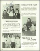 1965 Central High School Yearbook Page 174 & 175