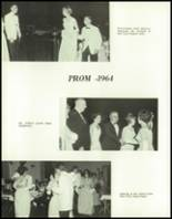 1965 Central High School Yearbook Page 176 & 177