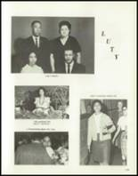1965 Central High School Yearbook Page 182 & 183