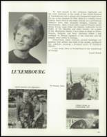 1965 Central High School Yearbook Page 184 & 185