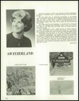 1965 Central High School Yearbook Page 186 & 187