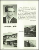 1965 Central High School Yearbook Page 188 & 189