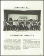 1965 Central High School Yearbook Page 202 & 203