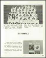 1965 Central High School Yearbook Page 206 & 207