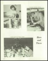 1965 Central High School Yearbook Page 216 & 217