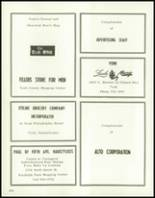 1965 Central High School Yearbook Page 228 & 229