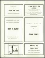1965 Central High School Yearbook Page 230 & 231