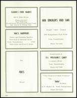 1965 Central High School Yearbook Page 232 & 233