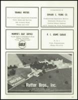 1965 Central High School Yearbook Page 240 & 241
