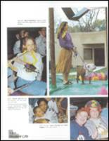 1996 Wauconda High School Yearbook Page 16 & 17