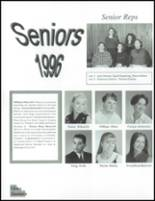 1996 Wauconda High School Yearbook Page 108 & 109