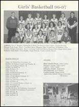1997 Alden High School Yearbook Page 32 & 33