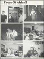 1997 Alden High School Yearbook Page 38 & 39