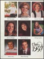 1997 Alden High School Yearbook Page 40 & 41