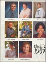1997 Alden High School Yearbook Page 44 & 45