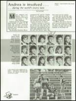 1987 Holdrege High School Yearbook Page 22 & 23