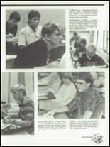 1987 Holdrege High School Yearbook Page 38 & 39