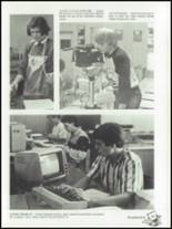 1987 Holdrege High School Yearbook Page 46 & 47