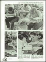1987 Holdrege High School Yearbook Page 48 & 49