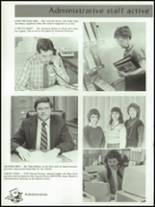 1987 Holdrege High School Yearbook Page 52 & 53