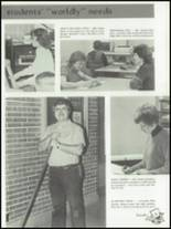 1987 Holdrege High School Yearbook Page 54 & 55
