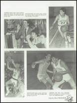 1987 Holdrege High School Yearbook Page 86 & 87