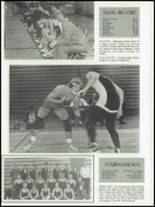 1987 Holdrege High School Yearbook Page 92 & 93