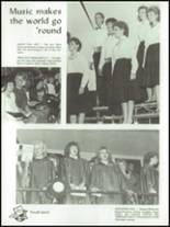 1987 Holdrege High School Yearbook Page 106 & 107