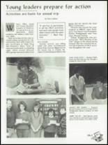 1987 Holdrege High School Yearbook Page 110 & 111