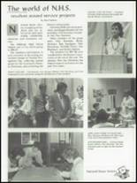 1987 Holdrege High School Yearbook Page 114 & 115