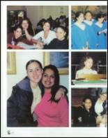 2001 Mother Cabrini High School Yearbook Page 12 & 13