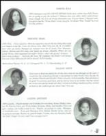2001 Mother Cabrini High School Yearbook Page 40 & 41