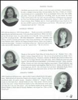2001 Mother Cabrini High School Yearbook Page 42 & 43