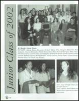 2001 Mother Cabrini High School Yearbook Page 50 & 51