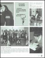 2001 Mother Cabrini High School Yearbook Page 54 & 55