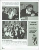 2001 Mother Cabrini High School Yearbook Page 60 & 61