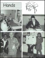 2001 Mother Cabrini High School Yearbook Page 68 & 69