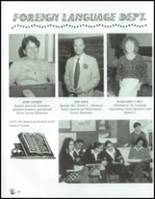 2001 Mother Cabrini High School Yearbook Page 84 & 85