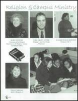 2001 Mother Cabrini High School Yearbook Page 86 & 87