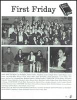 2001 Mother Cabrini High School Yearbook Page 98 & 99