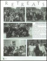 2001 Mother Cabrini High School Yearbook Page 134 & 135