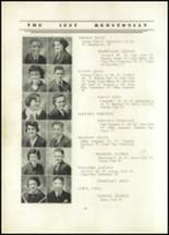 1937 Redstone Township High School Yearbook Page 30 & 31