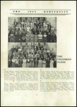 1937 Redstone Township High School Yearbook Page 36 & 37