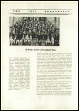 1937 Redstone Township High School Yearbook Page 46 & 47